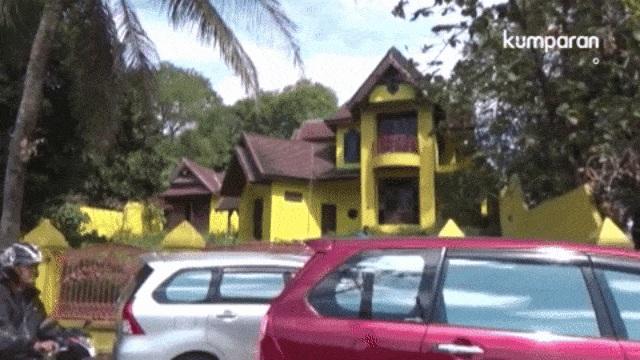 Medsos Heboh Terkait Soal Isu Hantu Dirumah Kuning Gowa