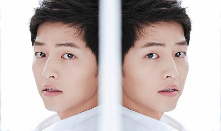 Song Joong ki Jadi Model di Buku Kecantikan Korea Pria