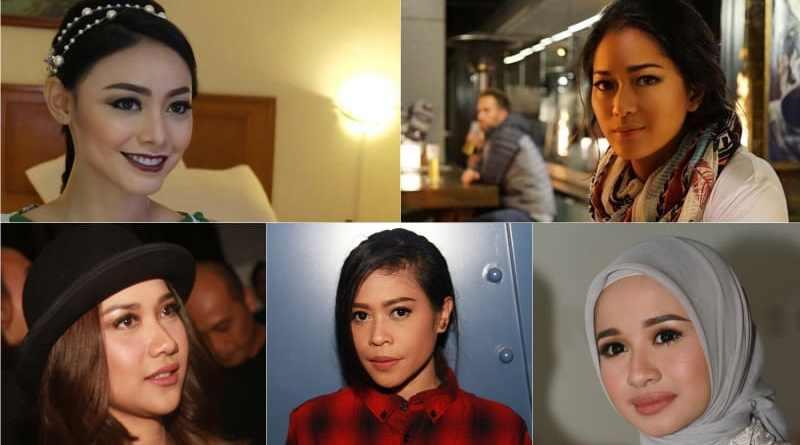 5 Artis Wanita yang Kepincut Oleh Lelaki Malaysia