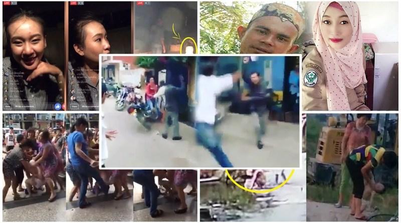 5 Top Video, Pria di Bacok di Jalan Sampai Balita Tewas