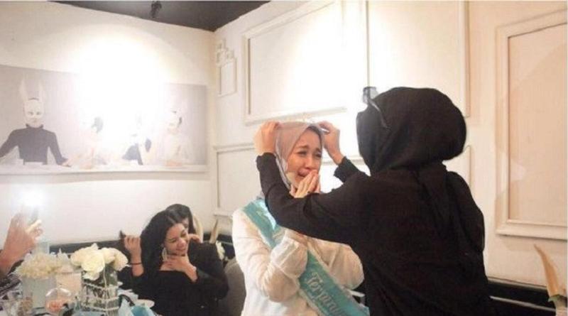 Laudya Cynthia Bella Dapat Surprise Bridal Shower Sebelum Nikah