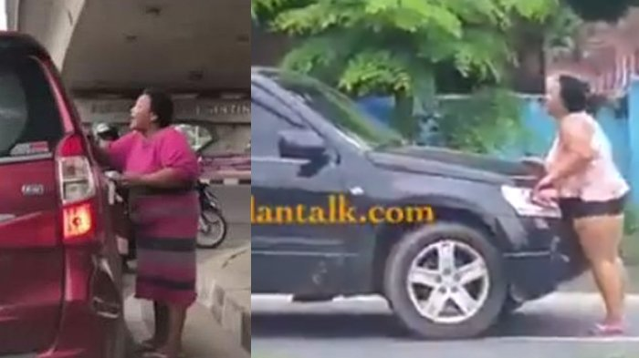 Mamak yang Gedor Kaca Mobil Ternyata Pernah Ikut Indonesia Idol
