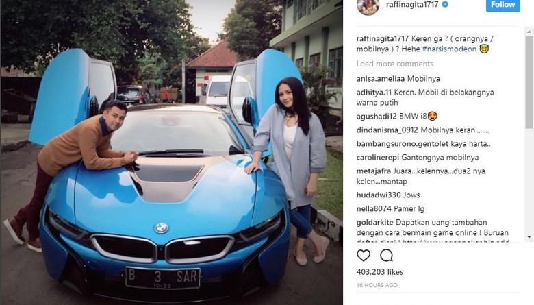 Farhat Abbas Tuntut Raffi Ahmad dan Perkarakan Soal Mobil BMW i8