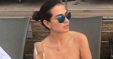 Jarang Siaran, Catherine Wilson Pamer Foto Pakai Bikini