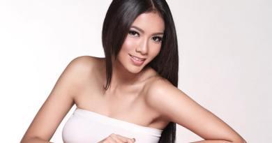 Seksinya Dea Rizkita Pakai Bikini di Miss Grand International