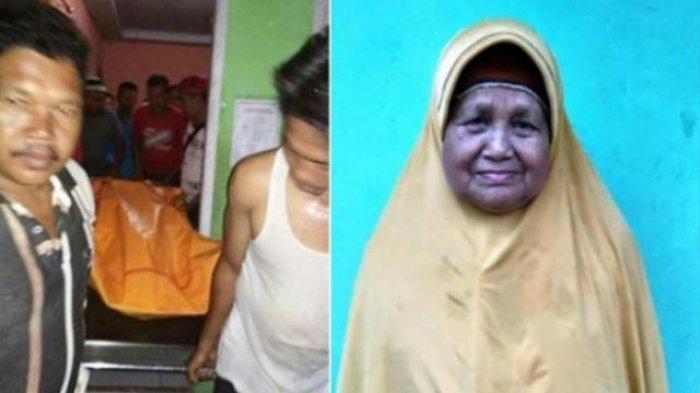 Warga Terkejut Jenazah Nenek Tiamah Masih Kenakan Mukena