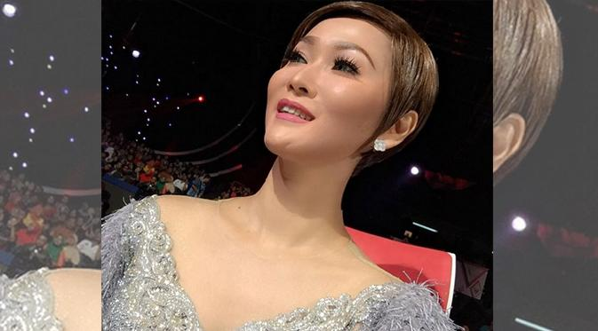 Inul Daratista Unggah Kalimat Menohok,Netizen : Sindir Iis Dahlia?