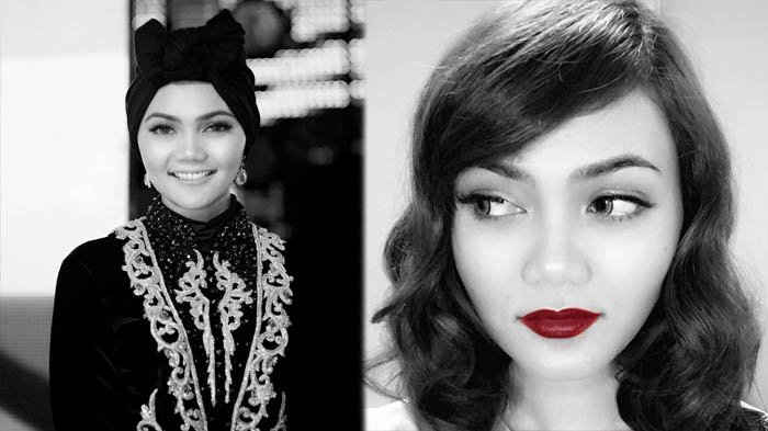 Lepas Hijab, Nama Rina Nose Jadi Trending di Twitter