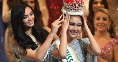 Video Kevin Liliana Wakil Indonesia Menjadi Juara Miss International 2017
