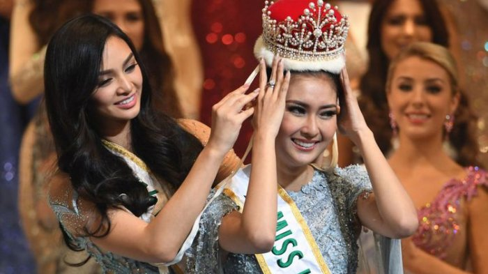 Video Kevin Liliana Wakil Indonesia Menjadi Juara Miss International 2017