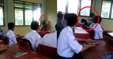 Video Pemukulan Brutal Guru Pada Muridnya, Ini Sosoknya