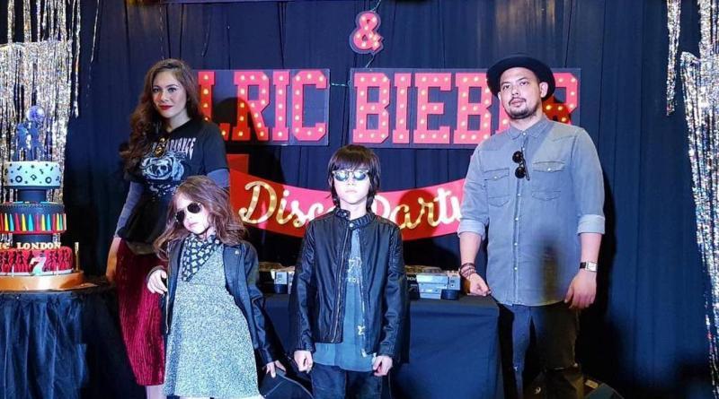 Wulan Guritno Rayakan Ultah Anak Pesta Kids Zaman Now