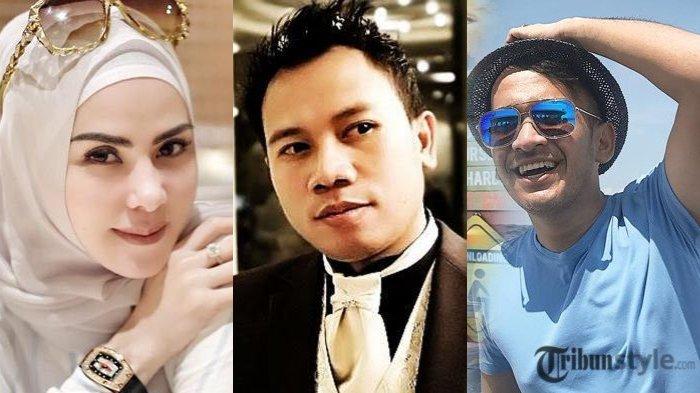 Benarkah Angel Lelga dan Vicky Prasetyo Akan Menikah atau Gimmick?