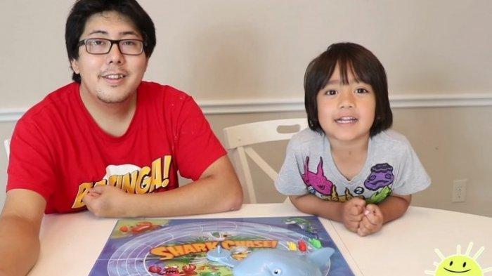 Bikin Iri, Lewat Hobinya, Bocah Usia 6 Tahun Punya Penghasilan Rp149 Miliar
