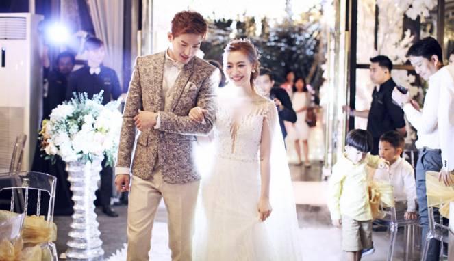 Billy Syahputra Baper, Saat Hadiri Pernikahan Lee Jeong Hoon