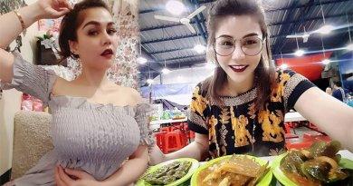 DJ Butterfly Terus-terusan Buat Ngiler, Netizen Minta Jadi Pembawa Acara Kuliner