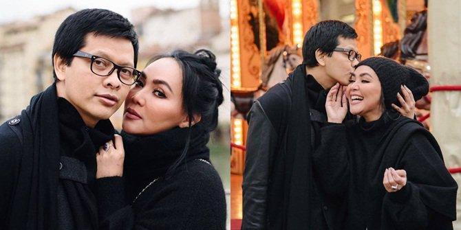 Makin Mesra! Armand Maulana & Dewi Gita Sudah 24 Tahun Menikah