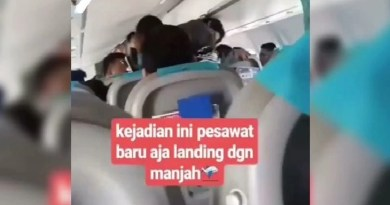 Perempuan Ini Tak Segan Tonjok Pelaku Akibat Jadi Korban Pelecehan di Pesawat