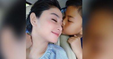 Dewi Persik Ucapkan Rasa Sayang Untuk Anak, Netizen Malah Fokus Ke Bajunya