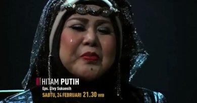 Elvy Sukaesih Live Streaming Hitam Putih Trans7 Cuplikannya Sedih Bangget