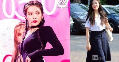 Joy Red Velvet Buat Netizen Takjub dengan Perubahan Bentuk Tubuhnya, Cantik Banget