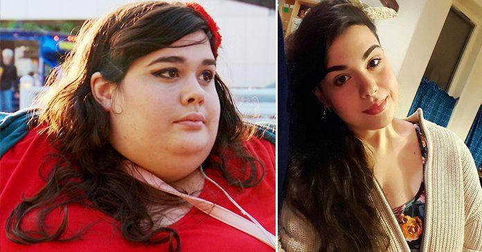Pangling! Wanita Tergemuk di Dunia ini Perubahannya Kini Bikin Takjub