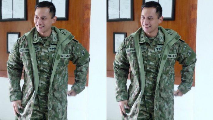 Berada di Bawah Air Terjun Agus Yudhoyono Bikin Netter Salfok