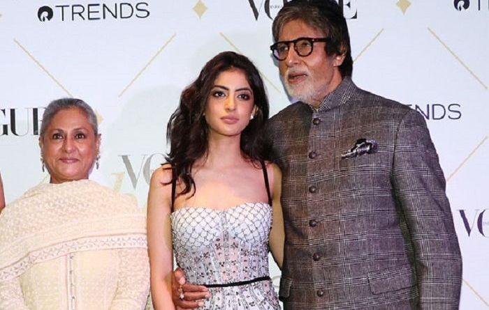 Ini Dia Cucu Seorang Aktor Amitabh Bachchan Berparas Cantik