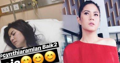 Kabar Terbaru Cynthia Ramlan Setelah Dilindas Mobil Saat Syuting FTV
