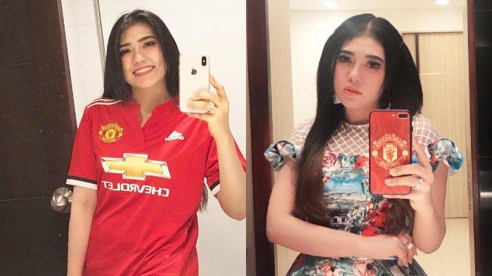Via Vallen Ngefans Berat pada Manchester United Hingga Rayu David de Gea Agar Bertahan