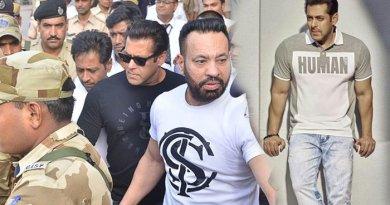 Salman Khan Dipenjara 5 Tahun Karena Membunuh Hewan Langka