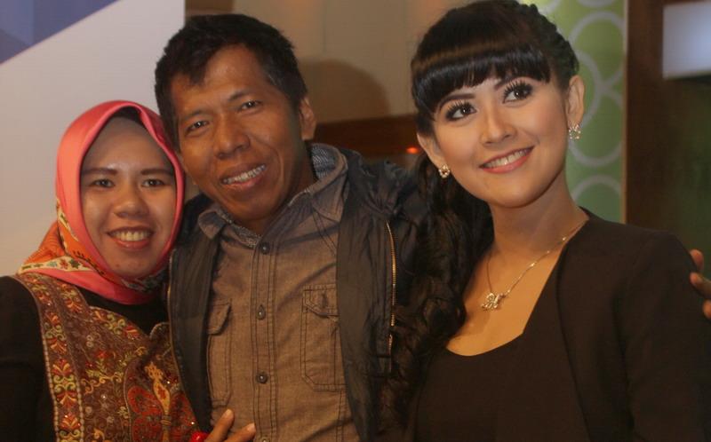 Kiwil Mencoba Adil untuk Kedua Istrinya di Bulan Suci Ramadan