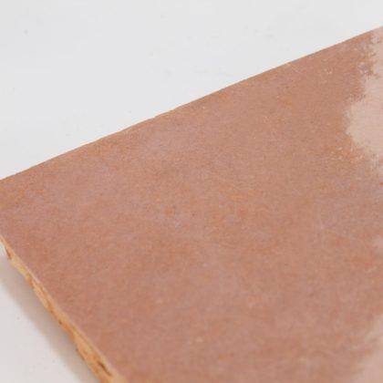 Zellige Moroccan Pink detaljer
