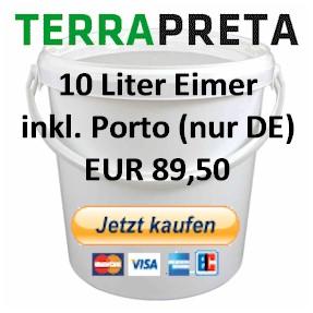 TERRA PRETA 10 Liter direkt kaufen