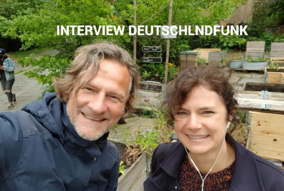 Interview Terra Preta Deutschlandfunk