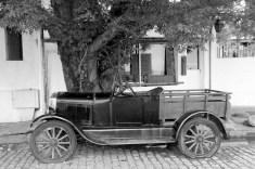 Carro do início do século XX