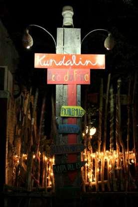 O famoso Beco do Forró, a rua mais badalada de Jeri