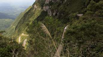 Uma das serras mais bonitas do Brasil