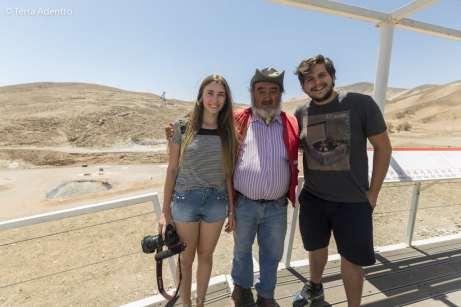 Nosso primeiro contato com o Jorge Galleguillos