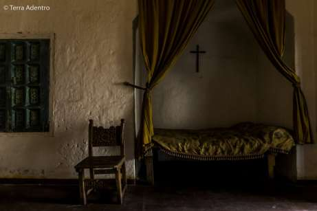 O Monastério de Santa Catalina