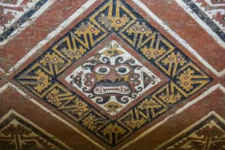 A Divindade da civilização Moche, no norte do Peru: o Deus Degollador