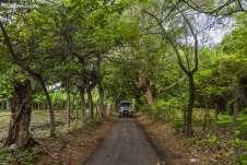 offroading na Isla de Ometepe