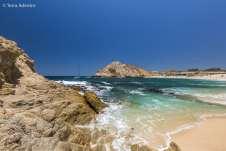 Algumas das lindas praias do sul da Baja Califórnia