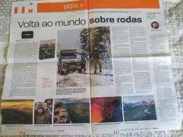 Entrevista para o Jornal Tribuna de Minas