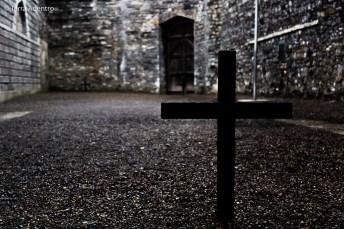 No tempo em que passamos na cidade, visitamos também a antiga prisão de Dublin.