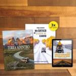 Pacote Promocional Livro Terra Adentro + Guia de Planejamento