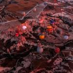 Aerial photography Balões