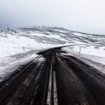 FineArt Winter Road
