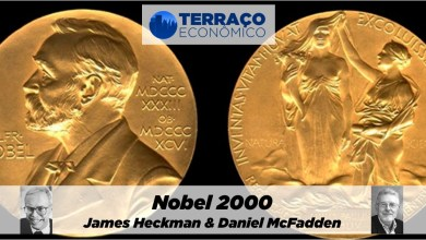 Photo of Nobel 2000: James Heckman | por Rodrigo Oliveira e Vinícius Mendes