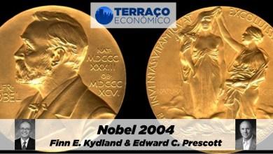 Photo of Nobel 2004: Edward C. Prescott e Finn E. Kydland | por Arthur Lula Mota